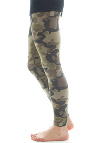 cotton-spandex-jersey-camouflage-leggings-side