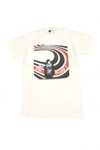 Elliott Smith Figure 8 White T-Shirt
