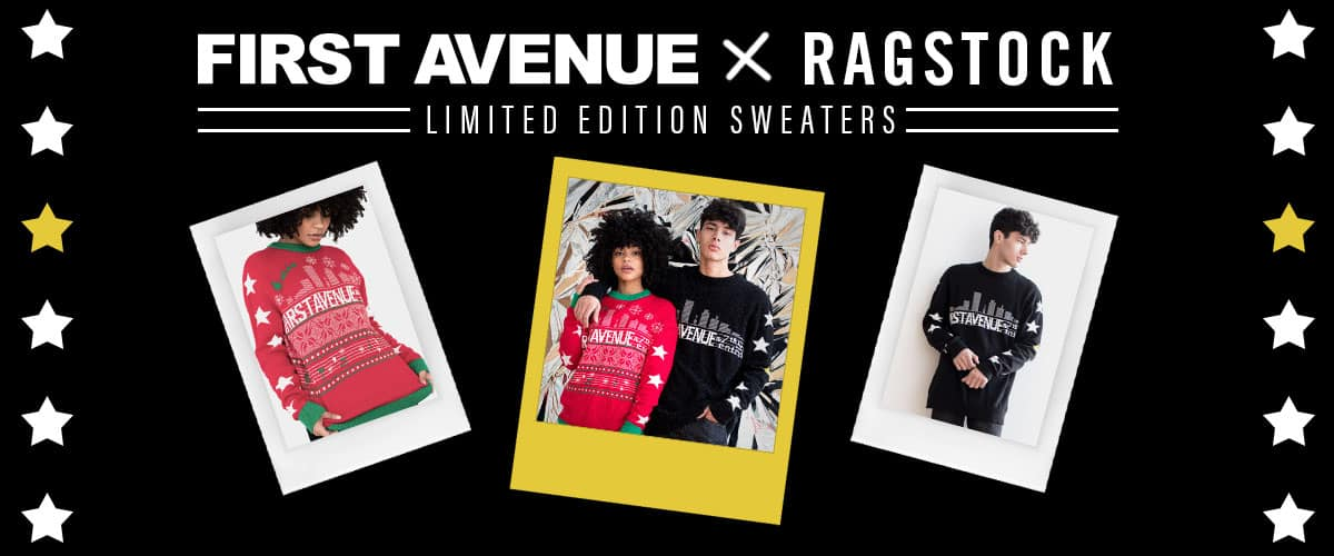 shop first avenue sweaters