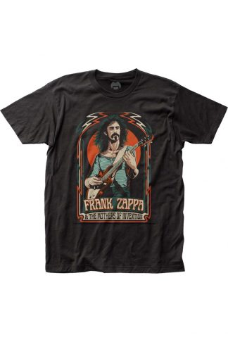 Frank Zappa Illustration T-Shirt