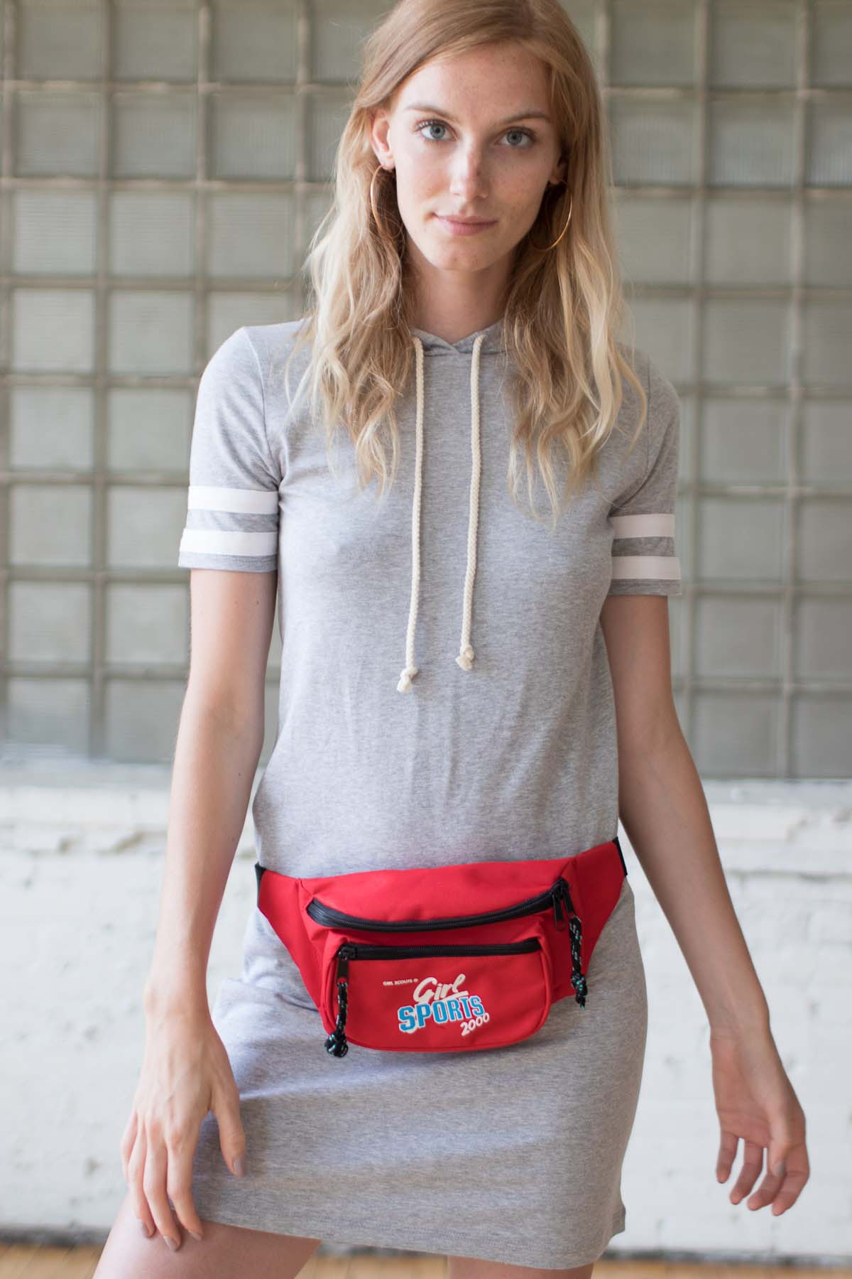 Girl Sports 2000 Vintage Fanny Pack