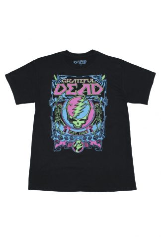 Grateful Dead SYF Blacklight T-Shirt