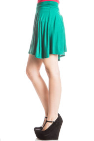 green jersey skirt 2 190x285 Ugly Christmas Sweaters