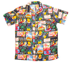 hawaiian-shirt-black-palm-tree-collage
