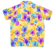 hawaiian-shirt-flowers-collage-yellow