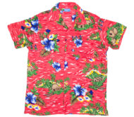 hawaiian-shirt-flowers-huts-red