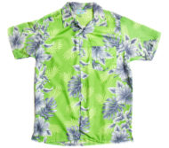 hawaiian-shirt-green-gradient-hibiscus