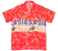 hawaiian-shirt-surfboard-beach-red