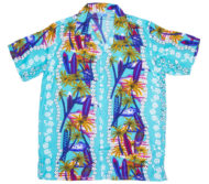 hawaiian-shirt-surfboard-palms-blue