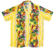 hawaiian-shirt-surfboard-palms-yellow