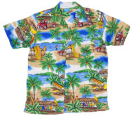 hawaiian-shirt-woody-beach-blue
