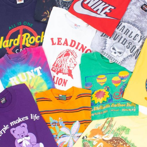 how to wash graphic tees