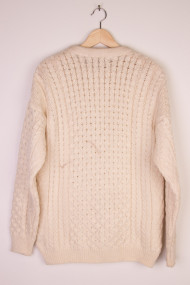 Irish Fisherman Sweater 100