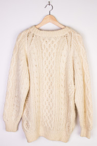 Irish Fisherman Sweater 11