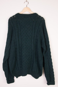 Irish Fisherman Sweater 114