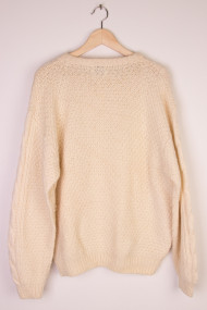 Irish Fisherman Sweater 124