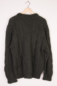 Irish Fisherman Sweater 125