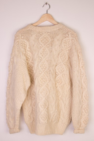 Irish Fisherman Sweater 127