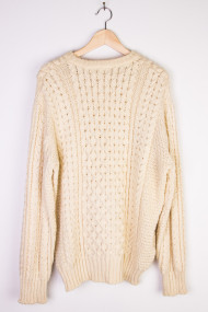 Irish Fisherman Sweater 14