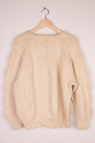 Irish Fisherman Sweater 154