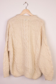 Irish Fisherman Sweater 162
