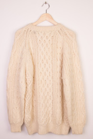 Irish Fisherman Sweater 182