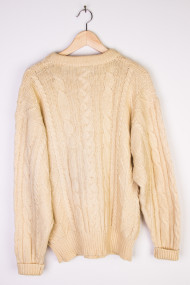 Irish Fisherman Sweater 21
