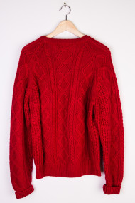 Irish Fisherman Sweater 27