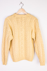 Irish Fisherman Sweater 28