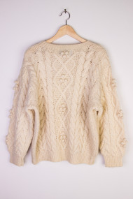 Irish Fisherman Sweater 43