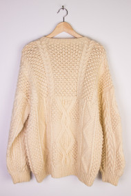 Irish Fisherman Sweater 46