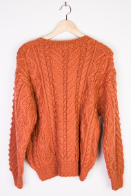 Irish Fisherman Sweater 56