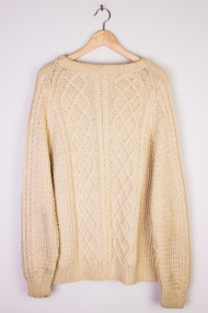 Irish Fisherman Sweater 75