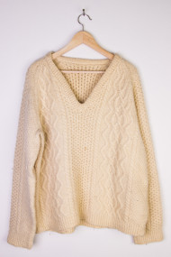 Irish Fisherman Sweater 1