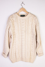 Irish Fisherman Sweater 10
