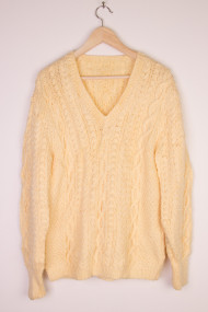 Irish Fisherman Sweater 102