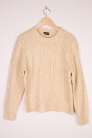 Irish Fisherman Sweater 111