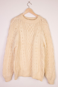 Irish Fisherman Sweater 112