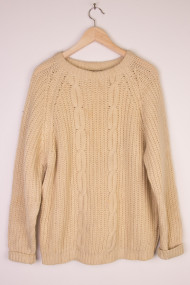 Irish Fisherman Sweater 115