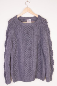 Irish Fisherman Sweater 123