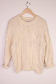 Irish Fisherman Sweater 126