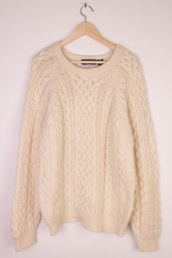 Irish Fisherman Sweater 129
