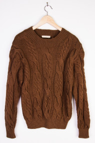Irish Fisherman Sweater 13