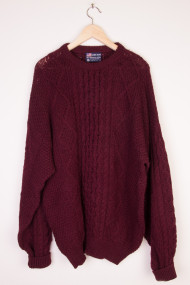 Irish Fisherman Sweater 136