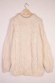 Irish Fisherman Sweater 137