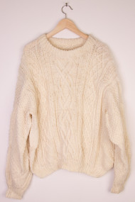 Irish Fisherman Sweater 139