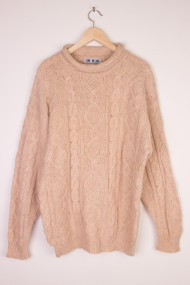 Irish Fisherman Sweater 140