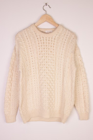 Irish Fisherman Sweater 151