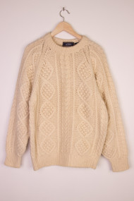 Irish Fisherman Sweater 152