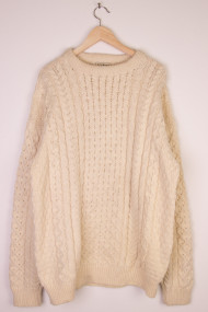 Irish Fisherman Sweater 155